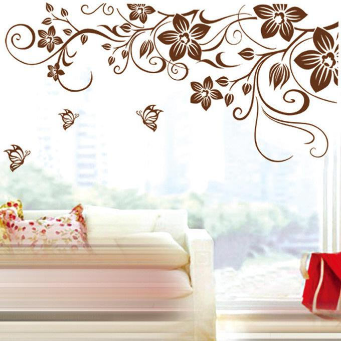 Wall Stickers Decor wall designs stickers | home design ideas