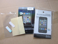 Wholesale For ipod Nano th Professional Screen Guard Screen Protector with Retail Package