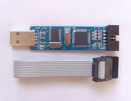 Wholesale Freeshipping AVR JTAG USB Emulator Downloader JTAG Support ATMega