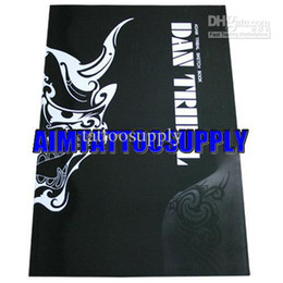 Wholesale ADAM TRIBAL SKETCH Tattoo Book DAM tattoo designs Totem tattoo magazine