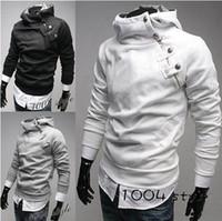 Wholesale Men Fashion Jacket Men Hoodies Jacket High Collar Jacket Mens Jackets and Coats