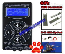Wholesale Tattoo Power Supply Hurricane Tattoo Power Supplies HP Powerful Tattoo AC Adaptor Buy one get