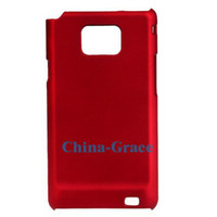 Wholesale Hot Sale Cell Phone Plastic Cover For Samsung Galaxy S II i9100 E042
