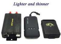 Wholesale 2012 GPS Tracker Location finder GPS Tracker for Cars Motorcycle Trucks GPS Tracker for vehicle H731