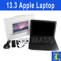Wholesale 13 quot Netbook GB GB WiN or XP Mbook Laptop Atom D425 GHz Apple Laptop