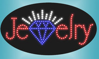 LED JEWELRY sign Number HSJ0001 LED signs LED sign board fre...
