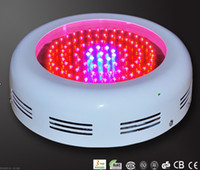 90W LED UFO grow light Blue: 450- 470nm; Red: 620- 630nm 2700lm C...