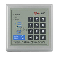 Wholesale Security RFID Proximity Entry Door Lock Access Control System With ID Thick Card SS109869