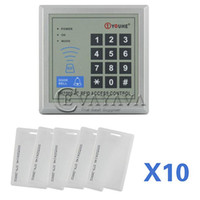 Wholesale Low Price Security Entry Door Lock Access Control System With ID Thick Card SS109869