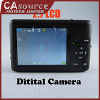 Wholesale 2 quot LCD X Zoom in Digital Camera Video Sound Record TV Out WebCam Mass Storage DC E Black