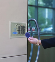 Wholesale Digital Security Entry Keypad Door Lock Access Control System with Blue ID Card Key SS109865