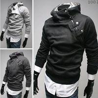 Men sweatshirts - _ hao_bag New Men s Clothing Men s Hoodies Sweatshirts Apparel Black