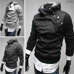 Wholesale _ hao_bag New Men s Clothing Men s Hoodies amp Sweatshirts Apparel Black