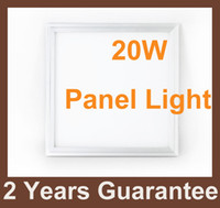 No 85-265V 3014 20W LED Ceiling Panel Light 300mm*300mm Energy Saving Ceiling Light 1pc Downlight from factory