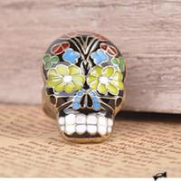 Wholesale Fashion Jewelry Women s Rings Girl Rings China s Peking Opera Styles Of Makeup Ring