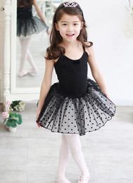 Wholesale Children s ballet skirt tutu dance dress dancing dress baby skirt