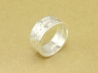 Wholesale Finger Rings Fashion sterling silver Smooth Finger Ring Top Quality YFR064