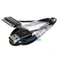 Wholesale USB Data Sync Charger Cable For Samsung Galaxy Tablet P1000 P7500 P6800 P6200 E066