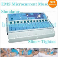 Wholesale Microcurrent body shaping Facial Skin Slim Spa Breast care Beauty Equipment
