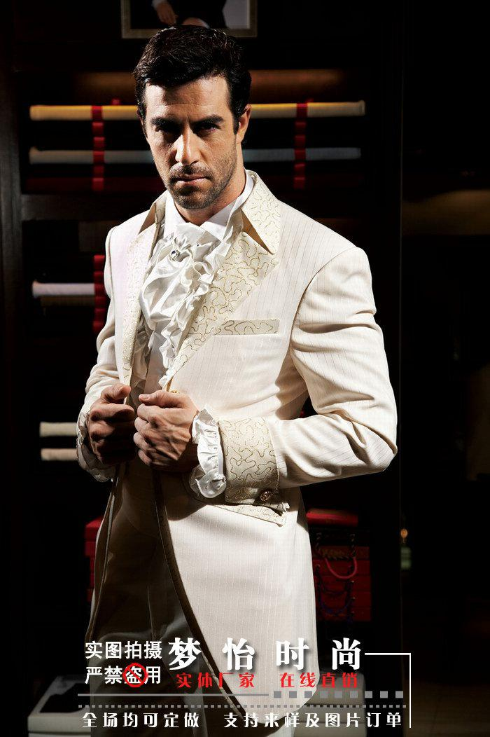 Cream Wedding Suits For Men Handsome Cream Wedding Suit