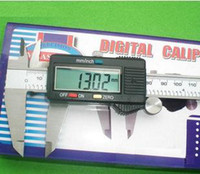 Wholesale Free ship Vernier Calipers mm mm Electronic quot Digital Calipers
