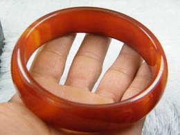 Wholesale Natural red bracelet Grade Jade jadeite Bangle Bracelet mm