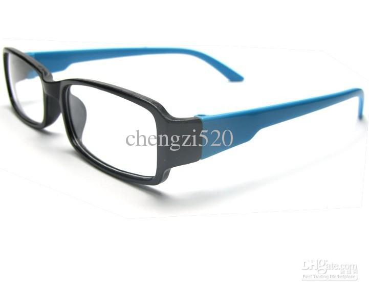 Eye Glasses Frames Monopoly Men And Women Double Color ...