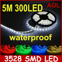 Wholesale Low price Waterproof M LED SMD Flexible Strip Lights Car Home Garden White