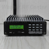 fm radio broadcast transmitter - SDA B W power ajustable Professional PC Control broadcast station FM transmitter Adapter GP antenna