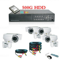 Wholesale Complete Camera Video Surveillance Security System