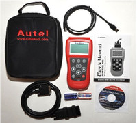 Code Reader autel diagnose - Diagnose Major Vehicles MaxiDiag Pro MD801 OBD2 scan tool obd2 code scanner Autel md801Auto scanner high quality F