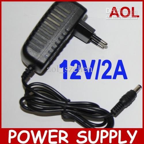 Power Supply for 3528 SMD led Strip Light 100V-240V AC/DC 12V/2A Power Adapter 2pcs/lot