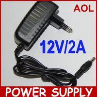 Wholesale Power Supply for SMD led Strip Light V V AC DC V A Power Adapter
