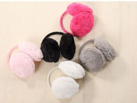 Wholesale Defense cold Wind Plush Protection Ear warmers Warm Earmuffs