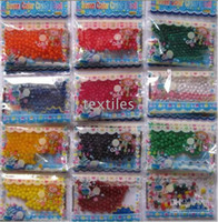 Wholesale 300 packs colors crystal boll nutrition for flower