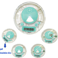 Wholesale Electronic Portable Personal Multi function Pill Box with Alarm Timer Weekly Pill Organizer Box