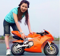 Wholesale Treasure the ye hand new start cc mini motorcycle small cars dropped the small little motorcycle