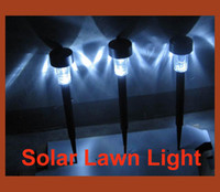 Wholesale Solar lights LED Solar Lawn Light Garden Light Corridor Lamp Outdoor Garden Party Lamp Solar Powered
