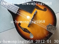 Wholesale New arrival music instrument Mandolin in sunset