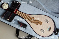Wholesale Liuqin playing stringed instruments Qin also known as willow Pipa free case