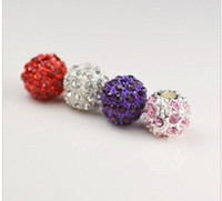 Wholesale 10mm Starry diamond drill ball DIY hand beaded material