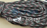 Wholesale 100 FT lb paracord strand Dynamic Safety rope Auxiliary Accessory Cord Climbing