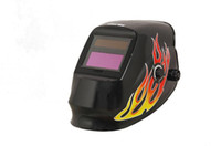 Wholesale FREE TIG CONSUMABLES EMS DHL FASTER DELIVERY Solar Auto Darkening welding helmet welding mask
