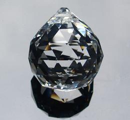 20mm Calidad AAA / 30mm / 40mm K9 Claro Color bolas talladas cristal de la lámpara de repuesto colgantes Garland