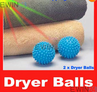 Wholesale Washing Dryer Laundry Balls No Chemicals Fabric Softener Reusable Helper Wash New and Hot Selling