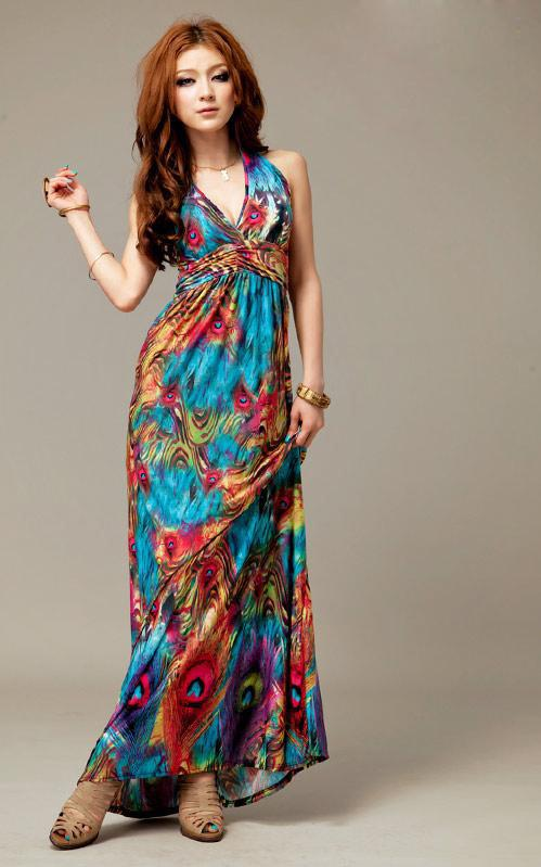 Collection Maxi Dress For Women Pictures - Reikian