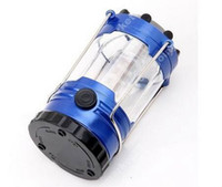 Wholesale Bivouac Hiking Camping Light LED Lantern with Compass