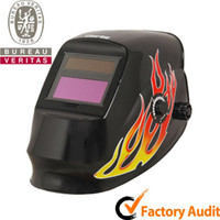 Wholesale FREE PLASMA CONSUMABLES EMS DHL FASTER DELIEVERY Solar Auto Darkening welding helmet plasma cutter