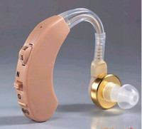 Wholesale and retail Sound Amplifier Deaf Hearing Aid Aids Behind the Ear units