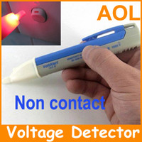 Wholesale A160 V AC LED Pocket Pen Voltage Light Alert Detector